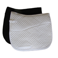 Pony EQ Original - Wool Lined Cotton Quilted Dressage Saddle Cloth